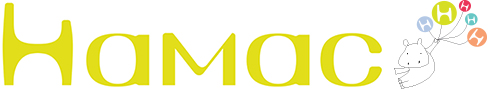 Logo Hamac, visuel mobile