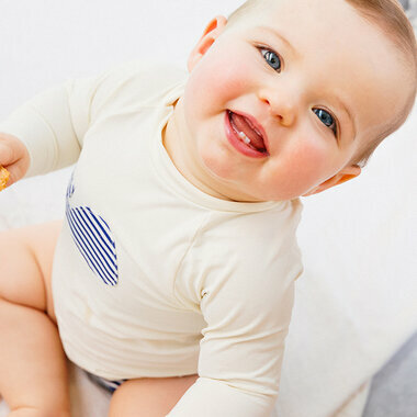 UV swim Shirt - Little Sailor
