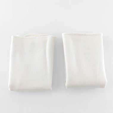 2 Organic Cotton pads