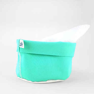 Little pouch and net for cleansing pads - Paradisio