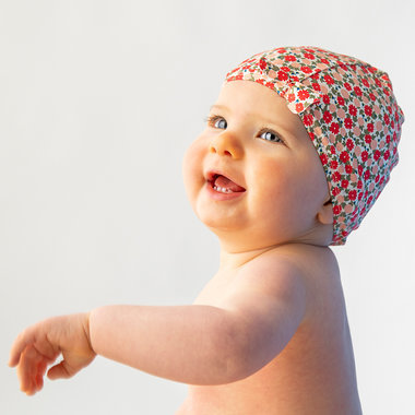 Baby Swim Cap - Berries
